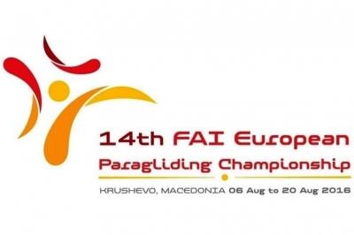 XIV Paralotniowe Mistrzostwa Europy w Macedonii ...
